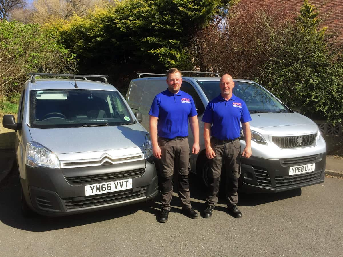 Apex charges for pest control services